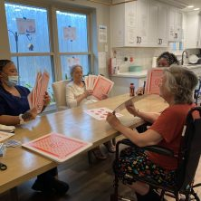Fun Activities Keep Our Residents Engaged Daily